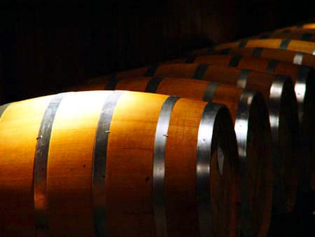Finger Lakes Wine Barrels