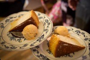 dessert at Gothic Eves