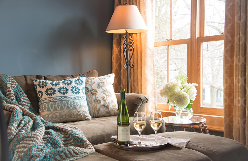 Romantic getaways in NY Start at our Finger Lakes Bed and Breakfast