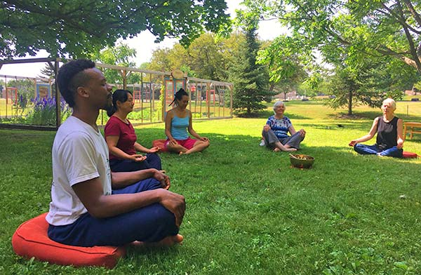 Kundalini Yoga Retreat at our Finger Lakes Bed and Breakfast