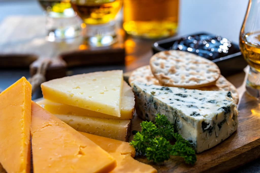 Enjoy the Finger Lakes Cheese Trail near our Bed and Breakfast